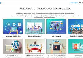 Kboovo Review – The New Hybrid Affiliate Engine